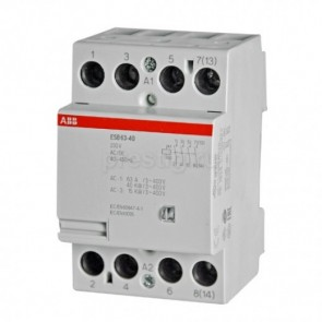 Инсталационен контактор ABB ESB63-40/230 / 63A