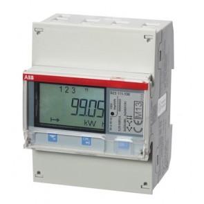 Модулен електромер ABB B23 111-100
