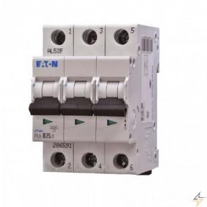 Автоматичен прекъсвач EATON PL6-C10/3 / 10A, 6kA