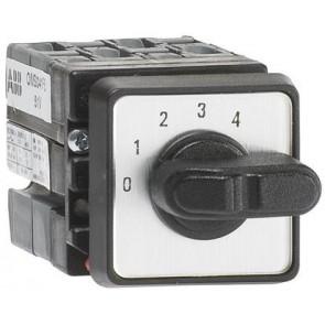 Пакетен прекъсвач ABB ОMSO41PB 10A 0-1-2-3-4