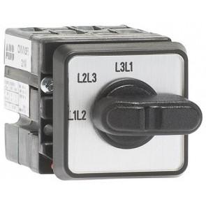 Пакетен прекъсвач ABB ОMVN3PB 10A L1L2-L2L3-L3L1