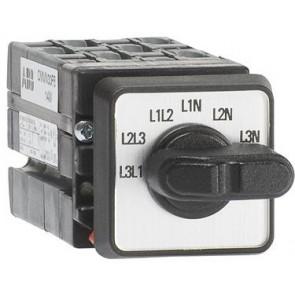 Пакетен прекъсвач ABB ОMVN30PB L3L1-L2L3-L1L2-L1N-L2N-L3N