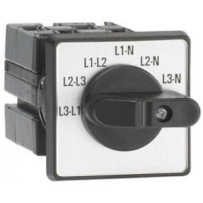 Пакетен прекъсвач ABB ОNVN30PB L3L1-L2L3-L1L2-L1N-L2N-L3N