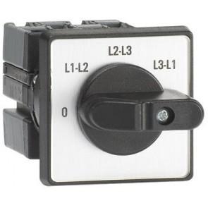 Пакетен прекъсвач ABB ОNV3PB 25A 0-L1L2-L2L3-L3-L1