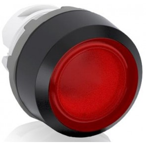 Бутон светещ ABB MP1-10R