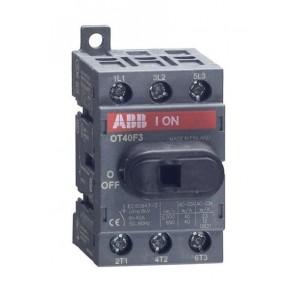 Разединител за DIN ABB ОТ40F3 / 40A