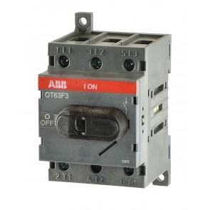 Разединител за DIN ABB ОТ63F3 / 63A