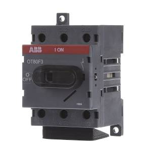 Разединител за DIN ABB ОТ80F3 / 80A