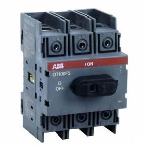 Разединител за DIN ABB ОТ100F3 / 100A