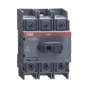 Разединител за DIN ABB ОТ125F3 / 125A