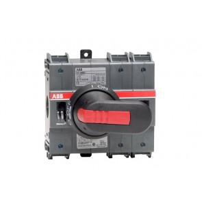 Разединител за DIN ABB ОТ160Е3 / 160A, с РК