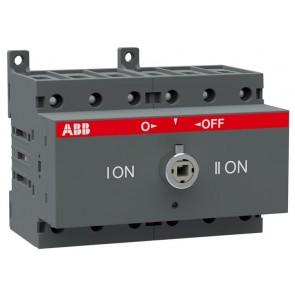 Ум шалтер ABB OT63F3C / 63A, 3P