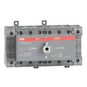 Ум шалтер ABB OT63F4C / 63A, 4P