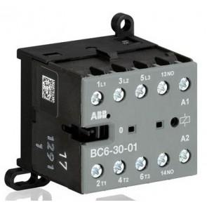 Контактор ABB BC6-30-01 24V DC