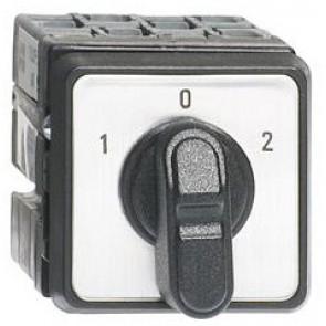 Пакетен прекъсвач ABB ОMU3РВ 10A 1-0-2