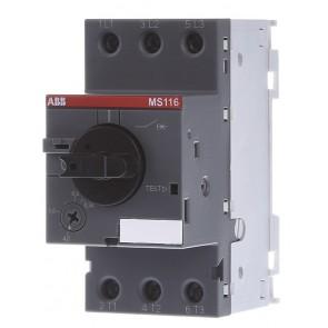 Моторна защита ABB MS116-0.4 / 0.4A