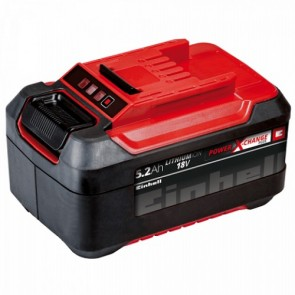 Акумулаторна батерия Einhell Power X-Change Plus / 18V, 5.2Ah