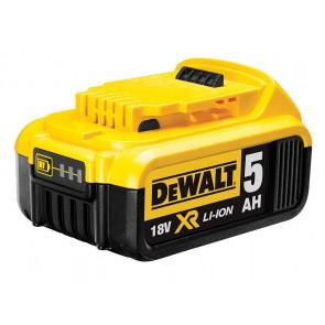 Акумулаторна батерия 18V 5Ah DeWALT DCB184