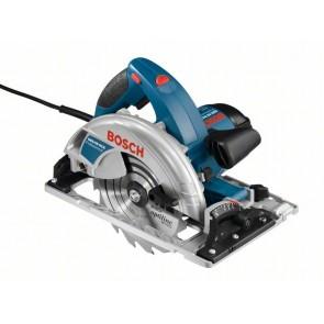 Ръчен циркуляр Bosch GKS 65 GCE - 1800 W, 2300-5000 оборота, диск ф 190 мм