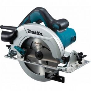 Ръчен циркуляр Makita HS7601K - 1200 W, 4900 оборота, диск ф 190 мм