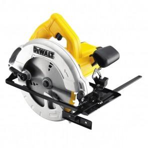 Ръчен циркуляр DeWALT DWE560K / 1350W, ф184мм