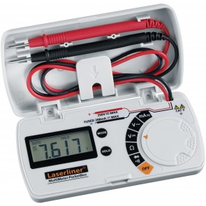 Мултицет Laserliner MultiMeter-PocketBox