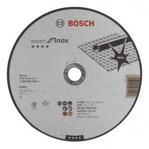 Диск за рязане на Inox ф230 х 2 мм Bosch