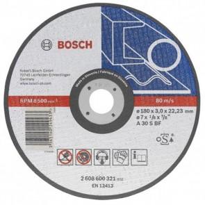 Диск за рязане на метал ф115 х 2,5 мм Bosch