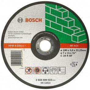 Диск за рязане на неметал ф180 х 3 мм Bosch