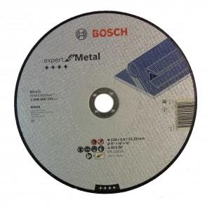 Диск за рязане на метал ф230 х 3 мм Bosch