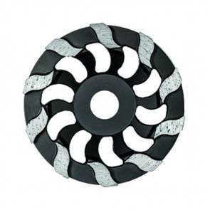 Диамантен диск за шлайфане на бетон Rhodius DS41 / ф125х22.23мм
