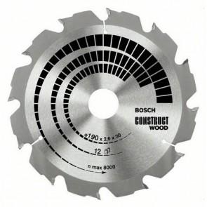 Циркулярен диск Bosch за дърво HM ф210х30х2.8мм, z14