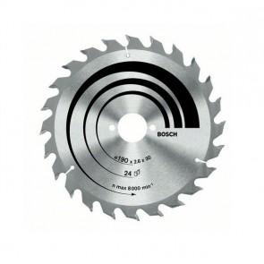 Циркулярен диск Bosch за дърво HM ф190х30х2мм, z48