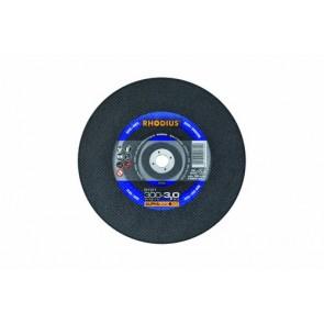 Карбофлексов диск за рязане на метал Rhodius ST21 / ф300x3x32мм