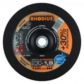 Карбофлексов диск за рязане на метал Rhodius XT67 / ф230х1.9х22.23мм