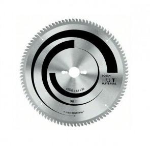 Циркулярен диск Bosch за алуминий HM ф216х30х2.5мм, z60