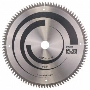 Циркулярен диск Bosch за алуминий HM ф305х30х3.2мм, z80