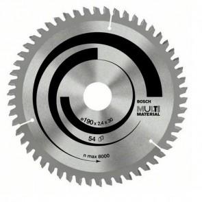 Циркулярен диск Bosch за алуминий HM ф150х20х2мм, z42