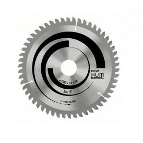Циркулярен диск Bosch за алуминий HM ф235х30х2.4мм, z64