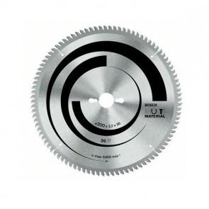 Циркулярен диск Bosch за алуминий HM ф300х30х3.2мм, z96