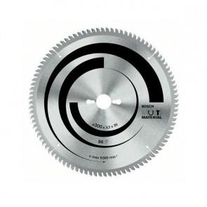Циркулярен диск Bosch за алуминий HM ф350х30х3.2мм, z96
