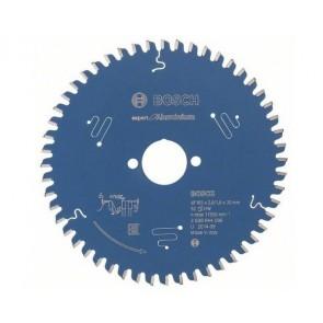 Циркулярен диск Bosch за алуминий HM ф165х30х2.6мм, z52