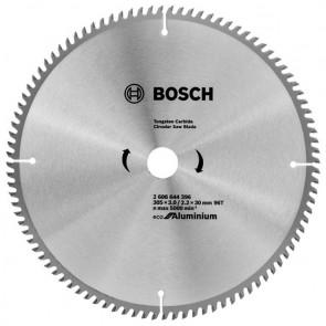Циркулярен диск Bosch за алуминий HM ф305 х30 х3.2мм, z96