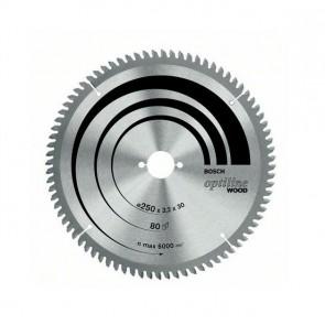 Циркулярен диск Bosch за дърво HM ф210х30х2мм, z48