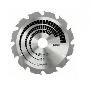 Циркулярен диск Bosch за дърво HM ф235х30х2.8мм, z16