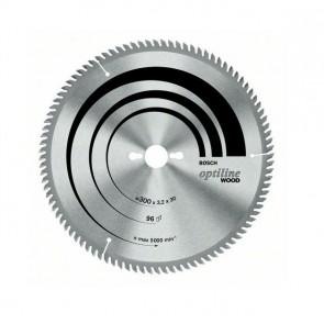 Циркулярен диск Bosch за дърво HM ф400х30х3.5мм, z60
