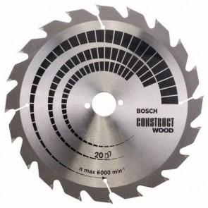 Циркулярен диск Bosch за дърво HM ф300х30х3.2мм, z20