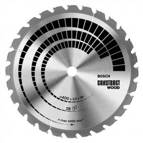 Циркулярен диск Bosch за дърво HM ф315х30х3.2мм, z20
