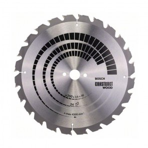 Циркулярен диск Bosch за дърво HM ф350х30х3.5мм, z24