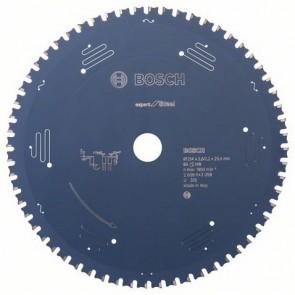 Циркулярен диск Bosch за черна стомана HM ф355х25.4х2.6мм, z80